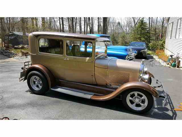 Picture of 1929 Model A located in Andover New Jersey - $24,000.00 Offered by a Private Seller - NKQL