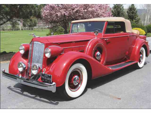 Picture of 1936 Eight Auction Vehicle Offered by  - NKQP