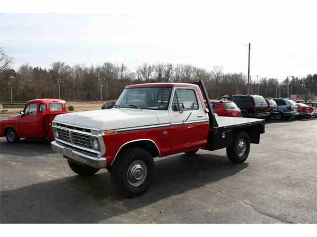 Picture of '76 F250 located in Dongora  Illinois - $10,500.00 Offered by  - NKQQ