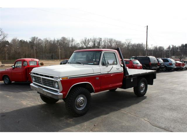 Picture of '76 F250 - NKQQ