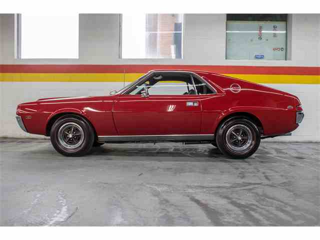 Picture of Classic 1968 AMC AMX Auction Vehicle - NKQV