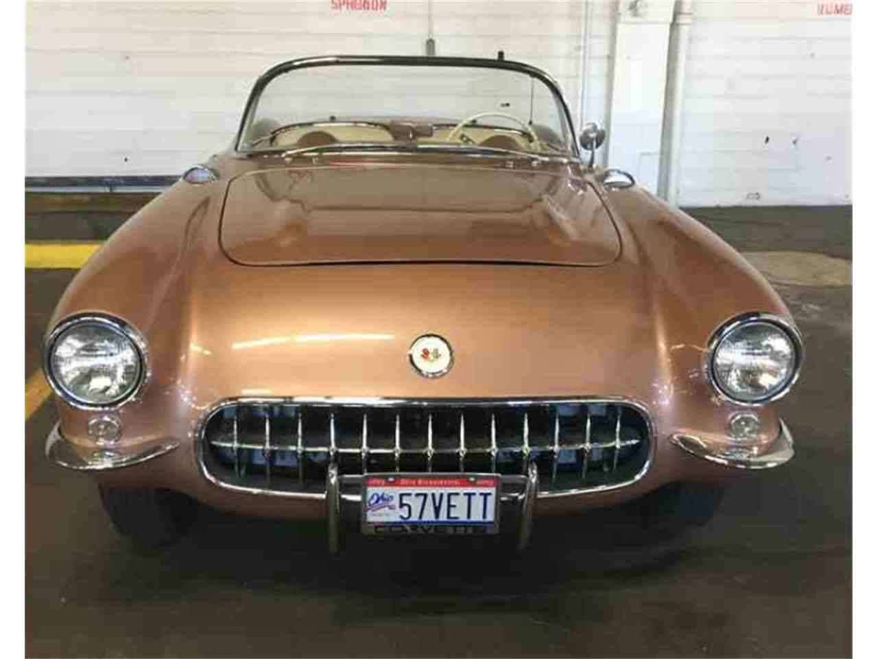 Large Picture of Classic 1957 Chevrolet Corvette located in Delphos Ohio - $75,000.00 - NKQW