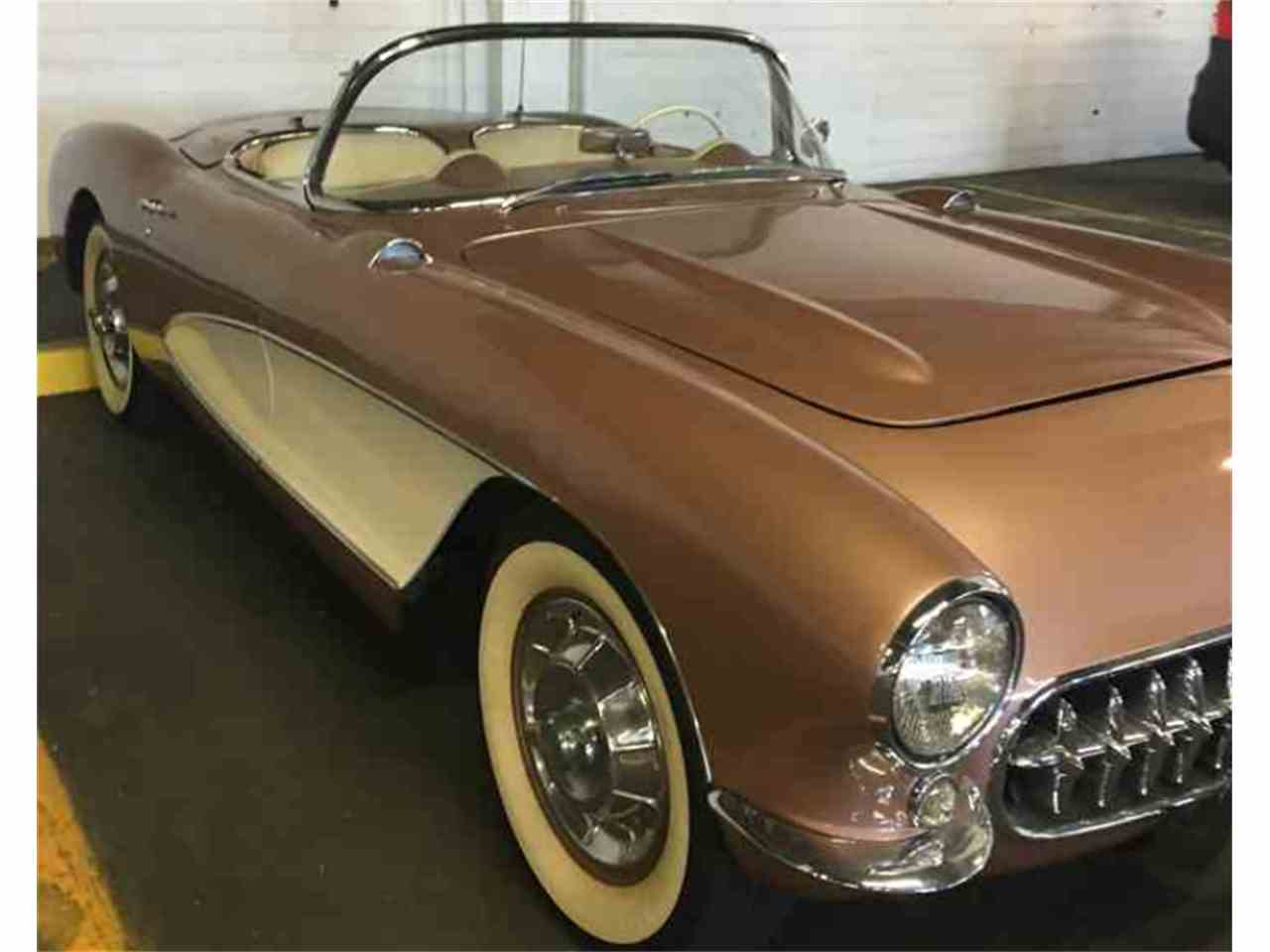Large Picture of '57 Corvette located in Delphos Ohio - $75,000.00 - NKQW