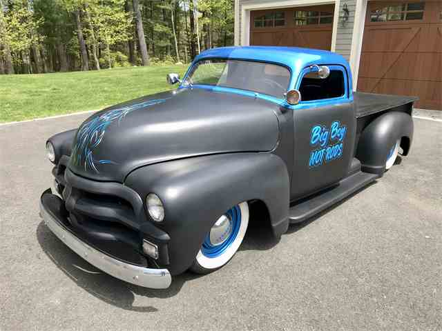 Picture of '54 Chevrolet 3100 - $24,500.00 - NKR0