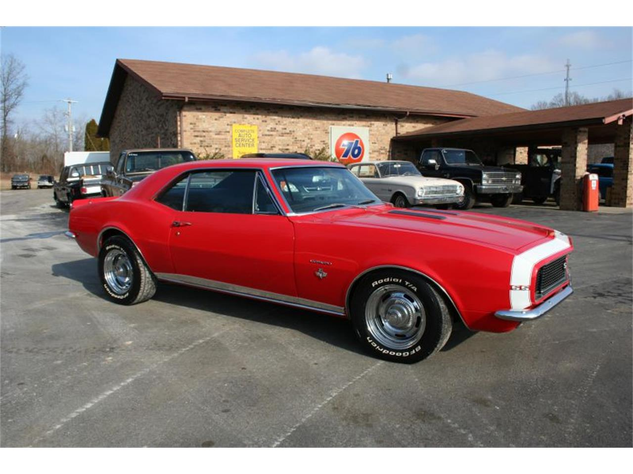 Large Picture of '67 Camaro - NKR1