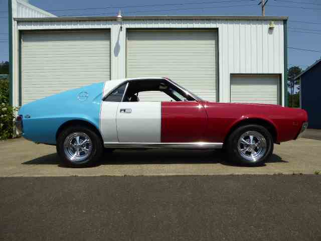 Picture of Classic '69 AMC AMX - $34,900.00 Offered by  - NKRD