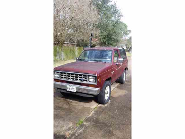 Picture of 1985 Bronco II located in Texas - NKRH
