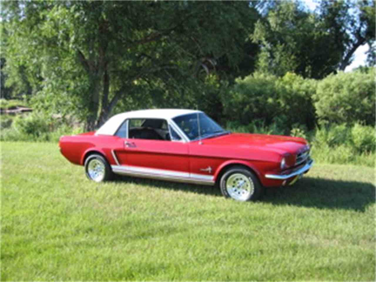 Large Picture of '65 Mustang - 2FNQ
