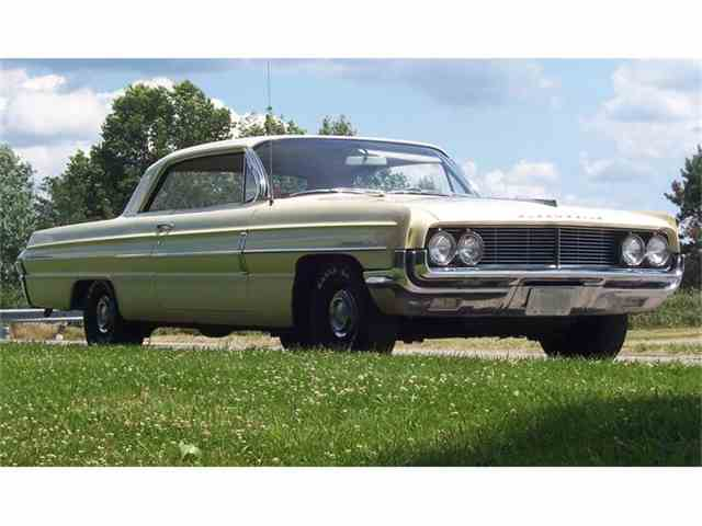 Picture of Classic '62 Oldsmobile Dynamic 88 located in Wooster Ohio - $7,995.00 Offered by a Private Seller - 2DAZ