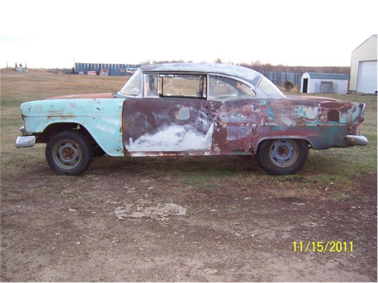 Large Picture of 1955 2-Dr Hardtop located in Parkers Prairie Minnesota Offered by Dan's Old Cars - 2I9N