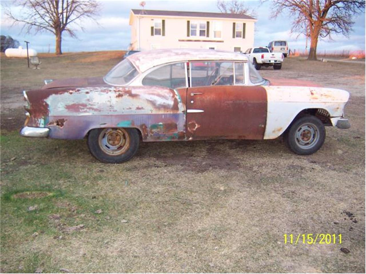 Large Picture of 1955 Chevrolet 2-Dr Hardtop located in Minnesota - 2I9N