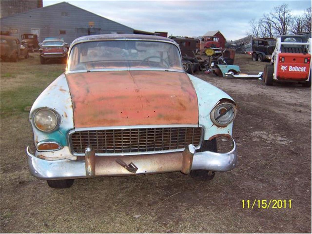 Large Picture of '55 2-Dr Hardtop - $4,000.00 Offered by Dan's Old Cars - 2I9N
