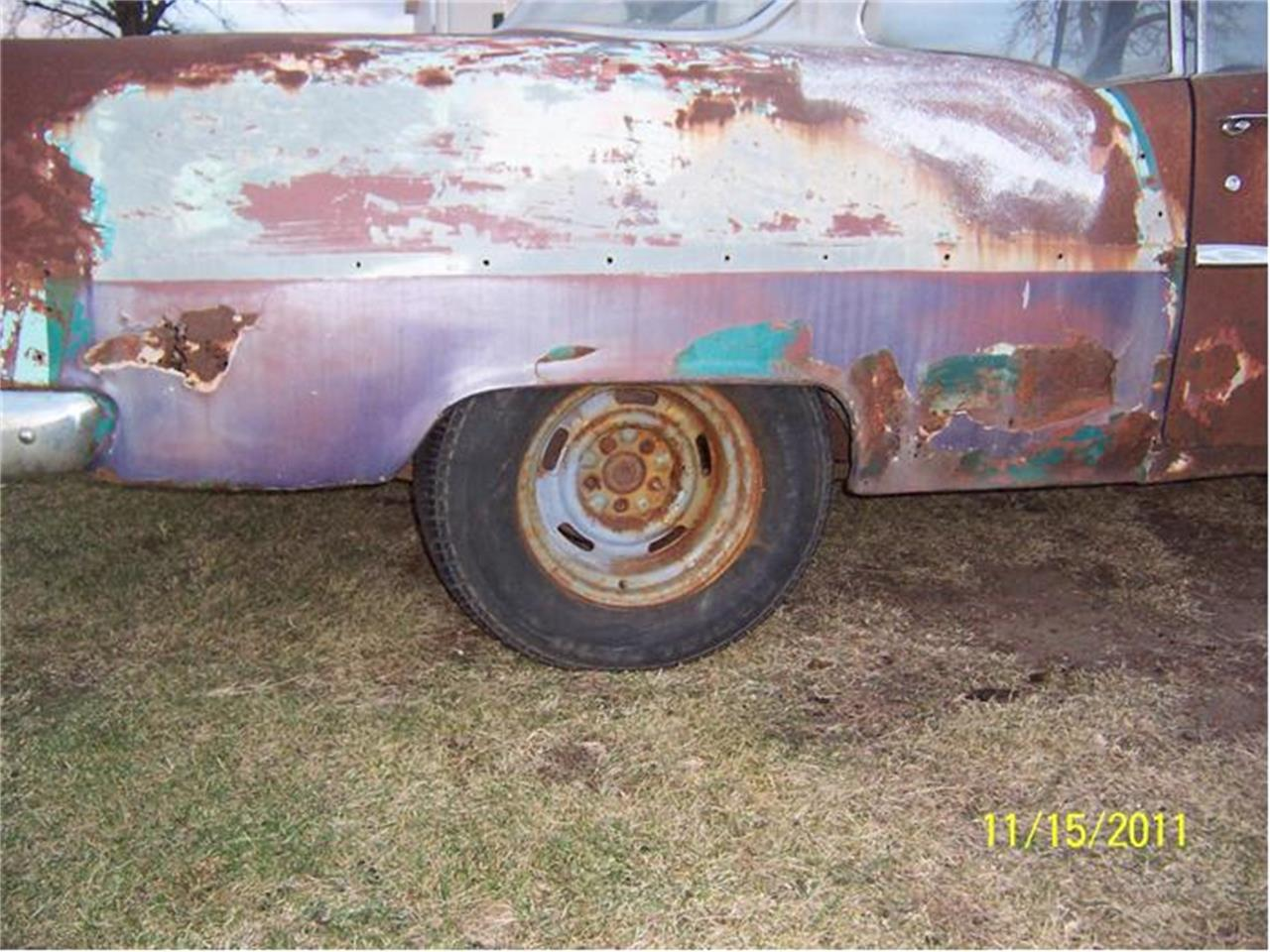 Large Picture of Classic '55 Chevrolet 2-Dr Hardtop located in Parkers Prairie Minnesota - $4,000.00 Offered by Dan's Old Cars - 2I9N