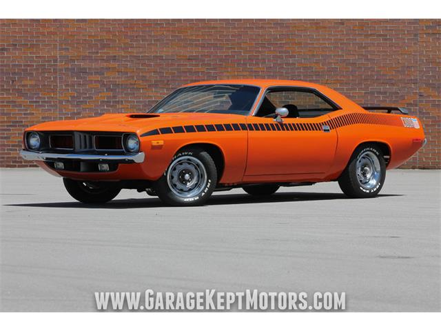 Picture of '73 Cuda - NLJD