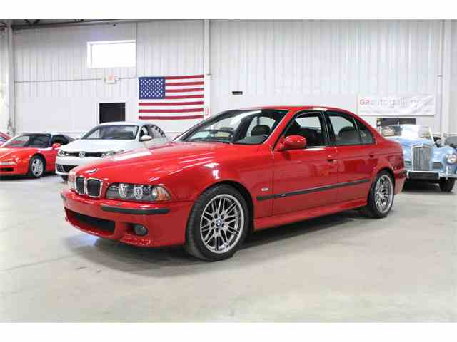 Picture of 2002 BMW M5 - $94,900.00 - NLJT