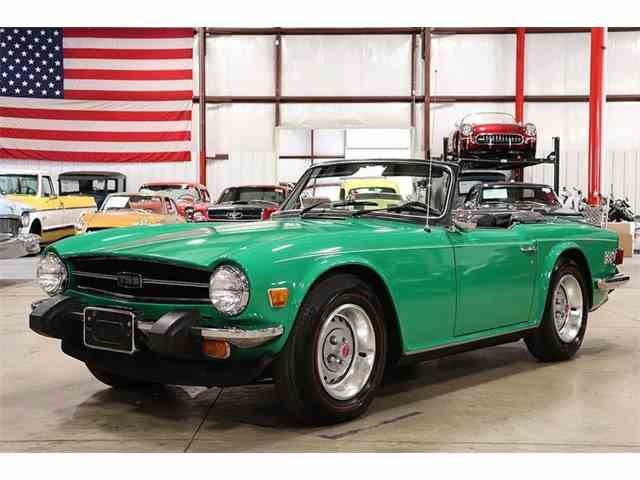 Picture of '76 TR6 - NLJX