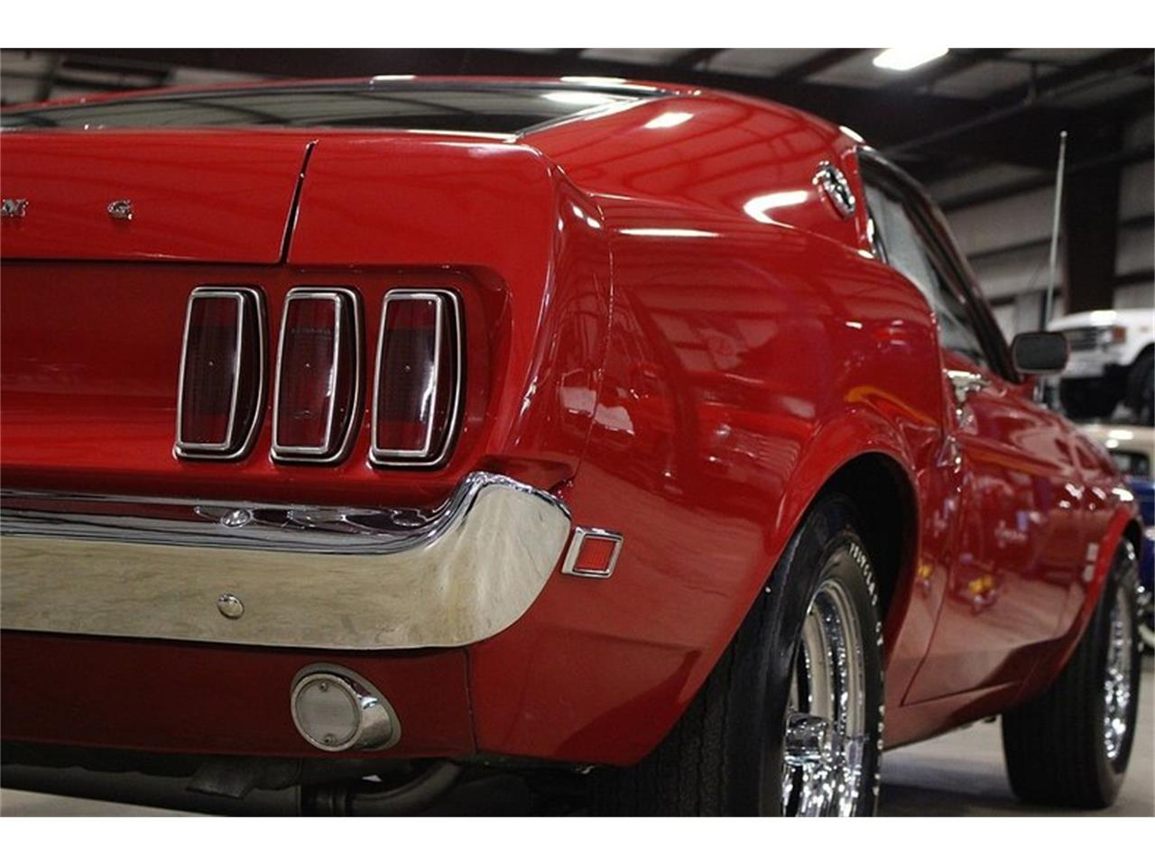 Large Picture of '69 Mustang - NLK1