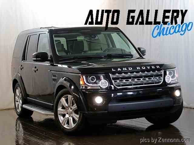 Picture of '15 Land Rover LR4 - $35,990.00 Offered by  - NKUF