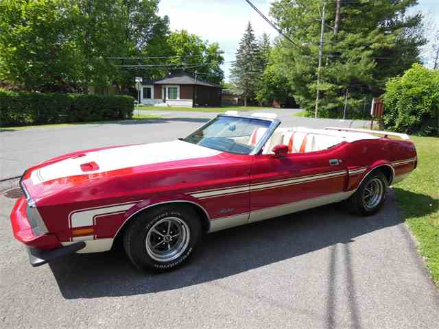 Picture of Classic '73 Ford Mustang located in Quebec - $26,900.00 - NLKF