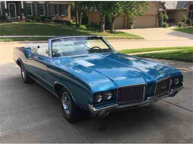 Picture of Classic 1972 Cutlass located in Nebraska Offered by a Private Seller - NLKX