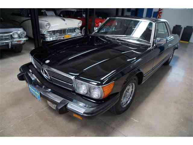 Picture of 1979 Mercedes-Benz 450SL located in California - NKUI