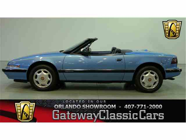 Picture of 1991 Buick Reatta located in Lake Mary Florida - $36,995.00 - NLLI