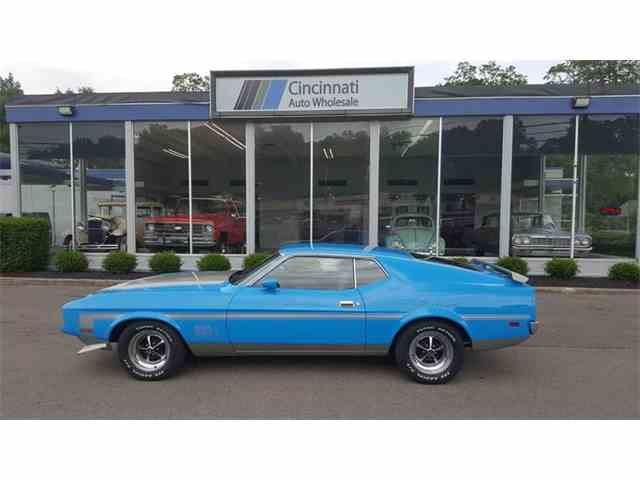 Picture of 1971 Mustang - $73,999.00 - NLLU