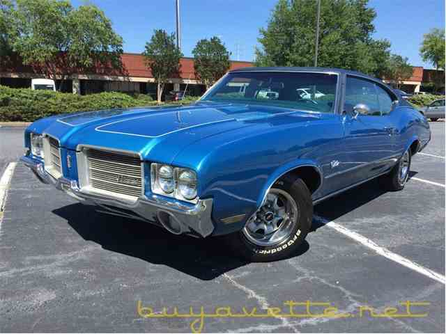 Picture of '71 Cutlass - NLLZ