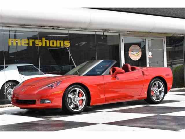 Picture of '09 Chevrolet Corvette located in Ohio - $35,900.00 - NLMI