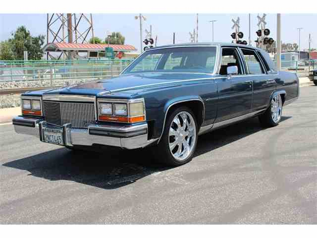 Picture of '89 Cadillac Brougham located in California - $8,295.00 - NLMN