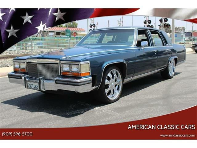 Picture of '89 Brougham located in La Verne California Offered by  - NLMN