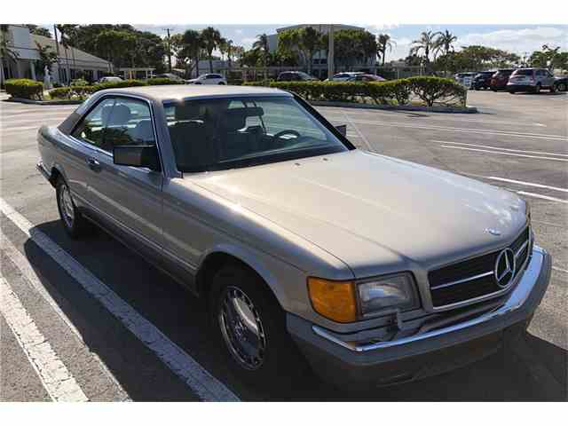 Picture of '91 Mercedes-Benz 560SEC located in Uncasville Connecticut Offered by  - NKUO