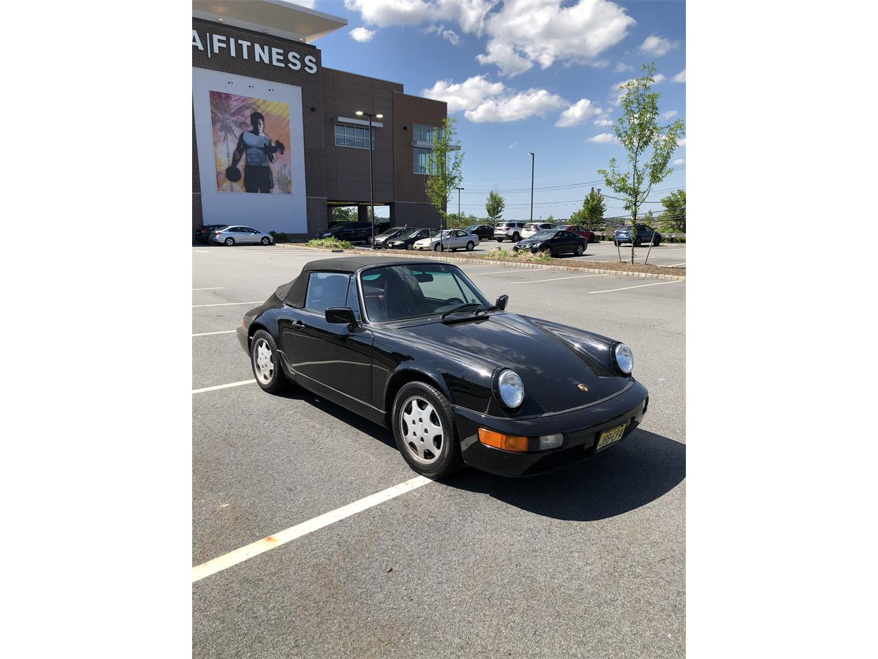 Large Picture of 1991 Porsche 911 Carrera 4 Cabriolet located in New Jersey - $49,000.00 - NLN4