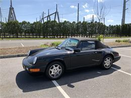 Picture of '91 Porsche 911 Carrera 4 Cabriolet located in Montclair New Jersey - $49,000.00 Offered by a Private Seller - NLN4