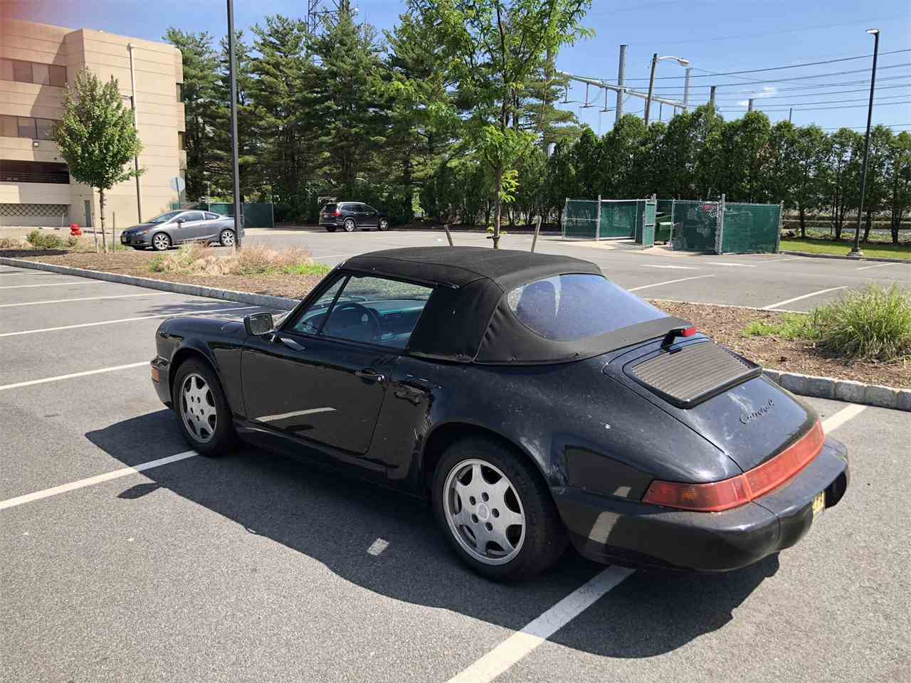 Large Picture of '91 911 Carrera 4 Cabriolet - NLN4