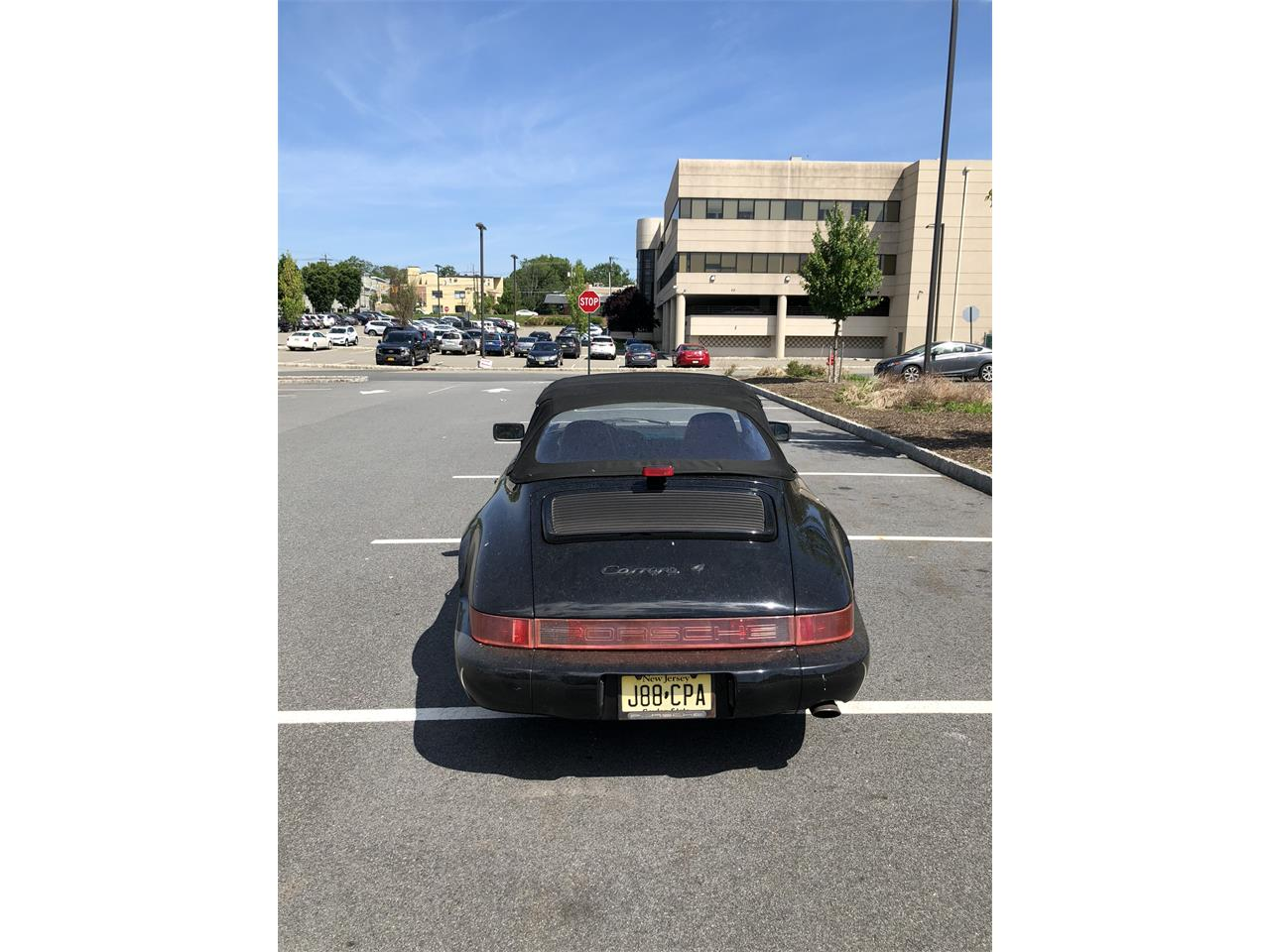 Large Picture of 1991 911 Carrera 4 Cabriolet Offered by a Private Seller - NLN4