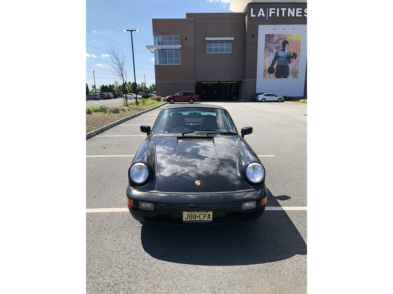 Large Picture of 1991 Porsche 911 Carrera 4 Cabriolet located in New Jersey Offered by a Private Seller - NLN4