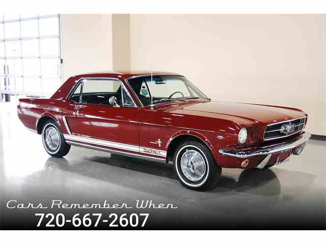 Picture of '65 Mustang - NLNU