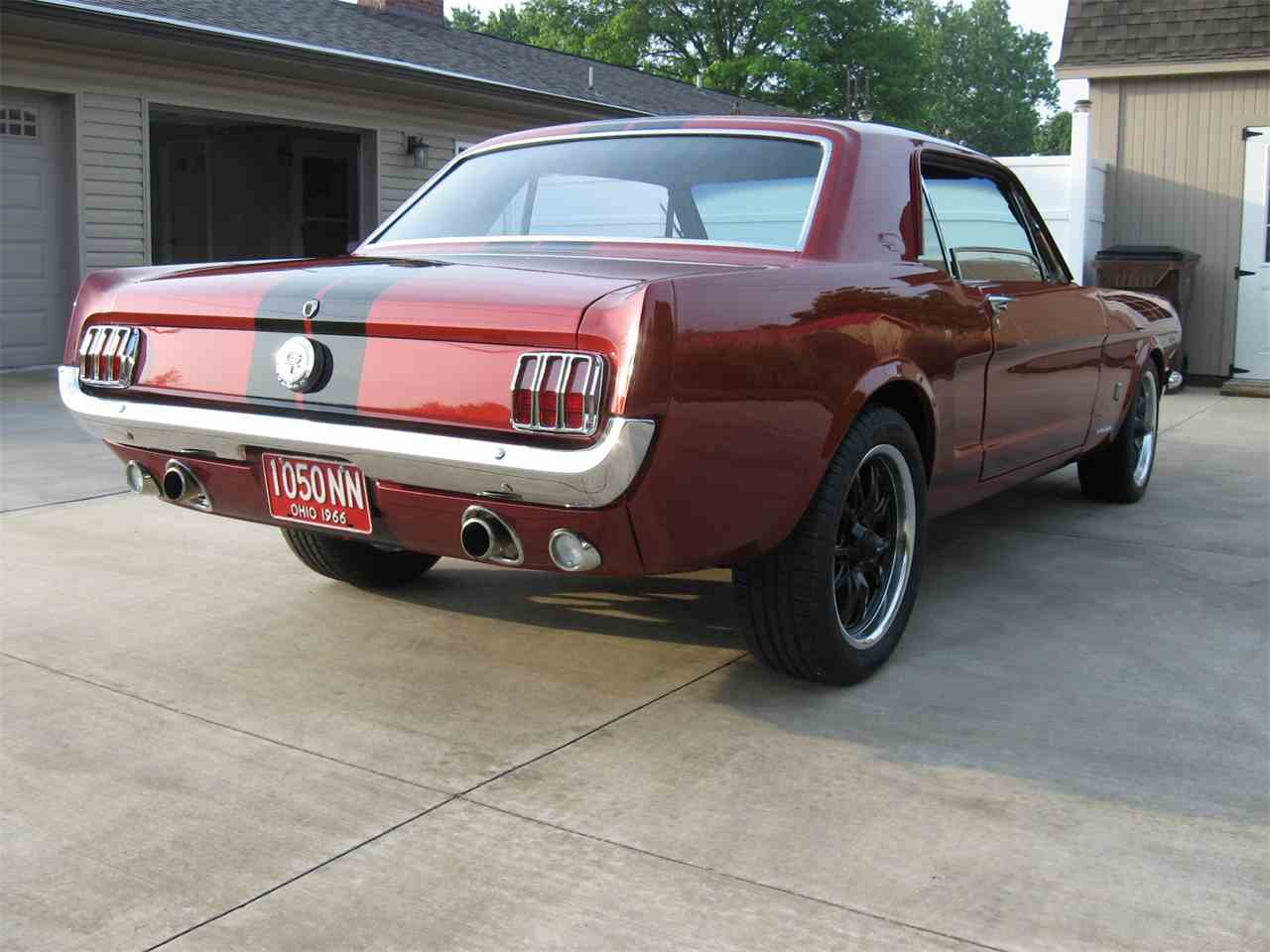 Large Picture of '66 Mustang GT - NLO7