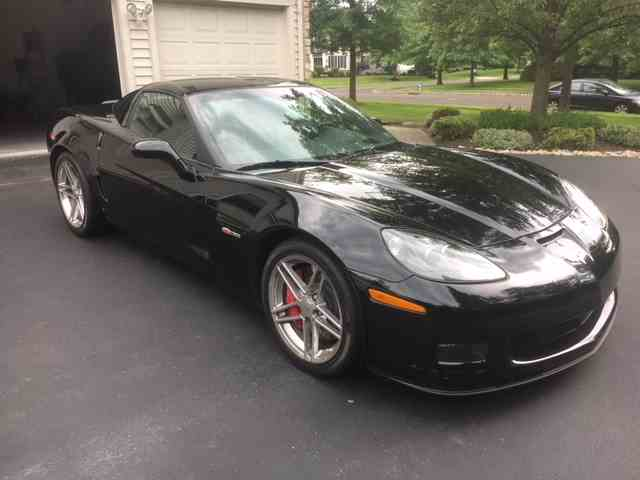 Picture of '06 Chevrolet Corvette Z06 Offered by a Private Seller - NLO8