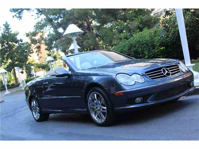 Picture of '05 CLK500 - NKUV