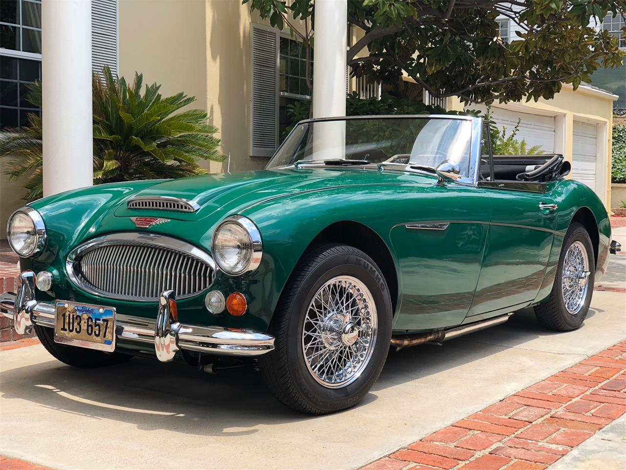 Large Picture of Classic 1967 Austin-Healey 3000 Mark III Offered by a Private Seller - NLOV