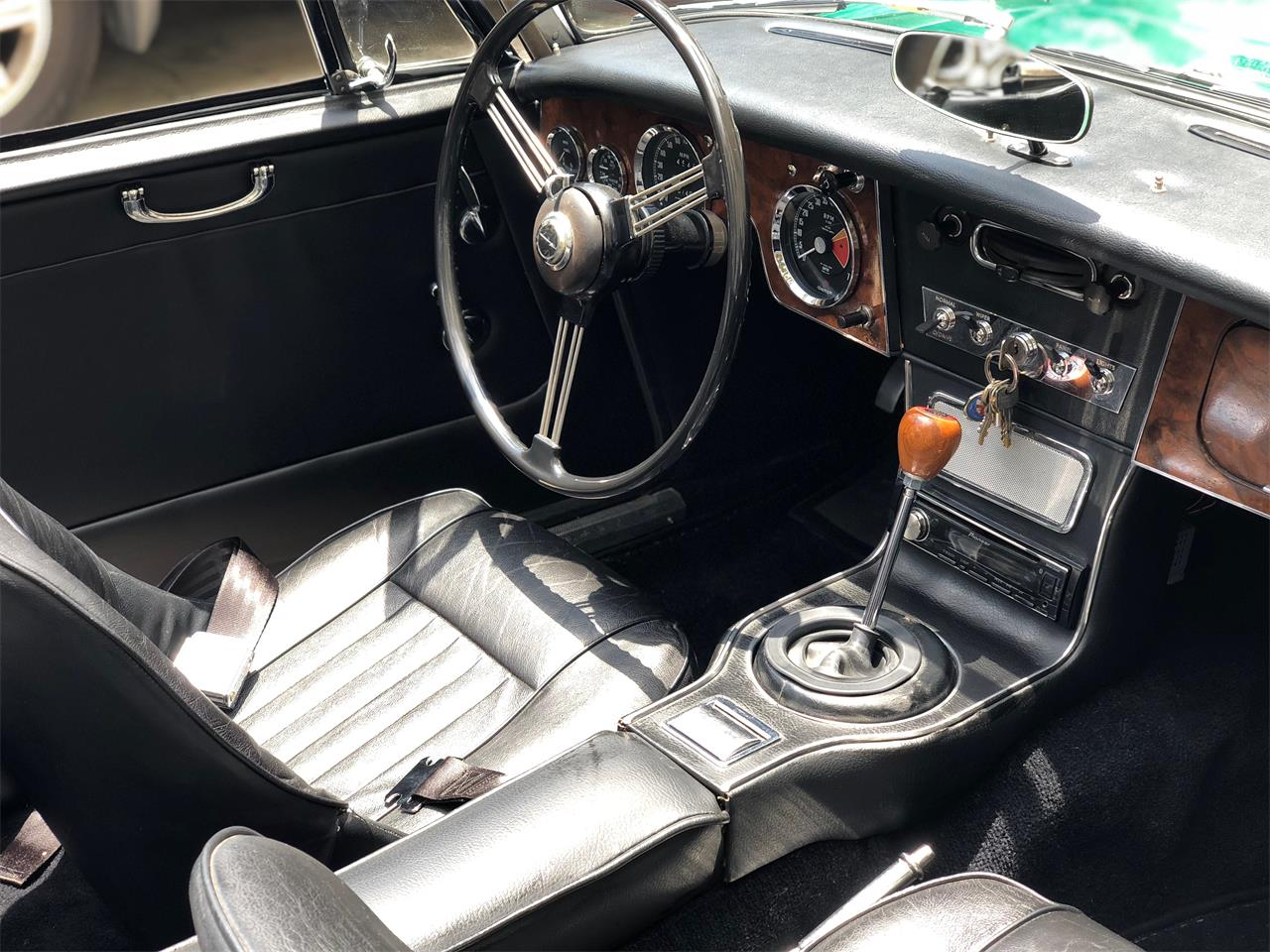 Large Picture of Classic '67 Austin-Healey 3000 Mark III located in California - $75,000.00 Offered by a Private Seller - NLOV