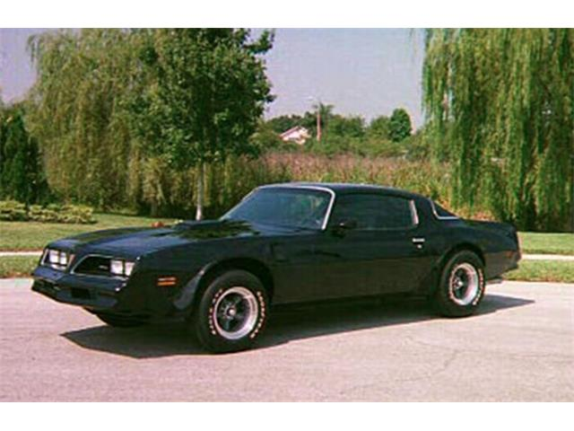 Picture of '77 Firebird Trans Am - NLP9