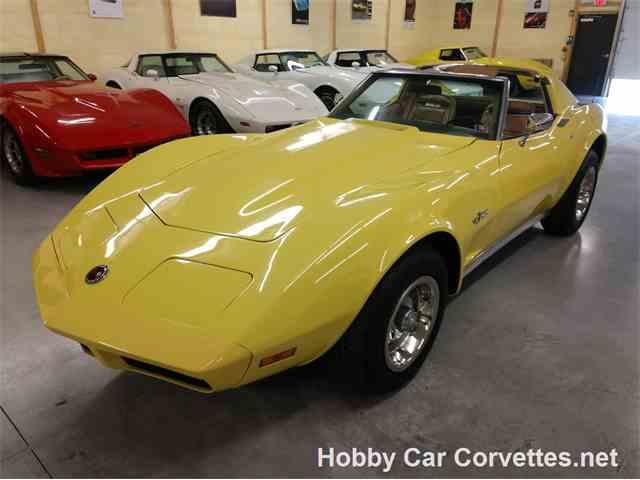 Picture of '74 Corvette - NLPE