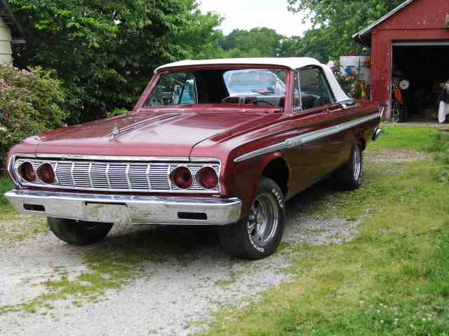 Picture of Classic 1964 Plymouth Fury located in Pennsylvania - NLPG