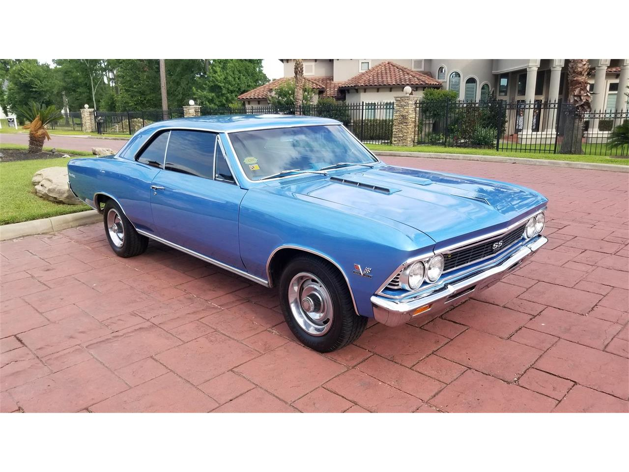 1966 Chevrolet Chevelle Ss For Sale Classiccars Com Cc