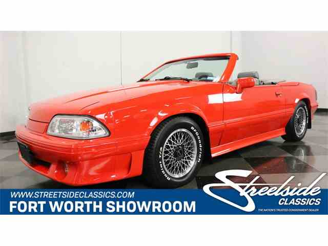 Picture of 1988 Ford Mustang located in Ft Worth Texas - $15,995.00 - NLQ6