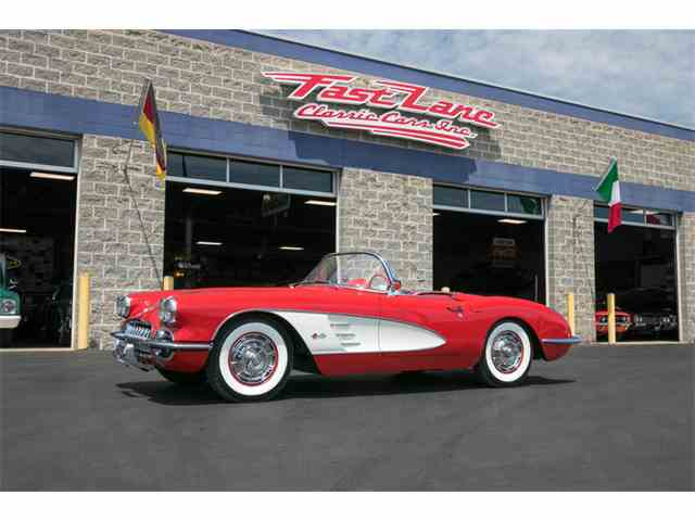 Picture of '60 Corvette - NLQ8