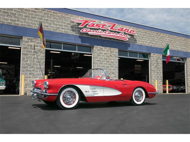 Picture of '60 Corvette - NLQ8
